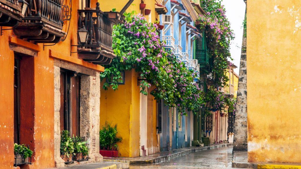 attractions in Cartagena