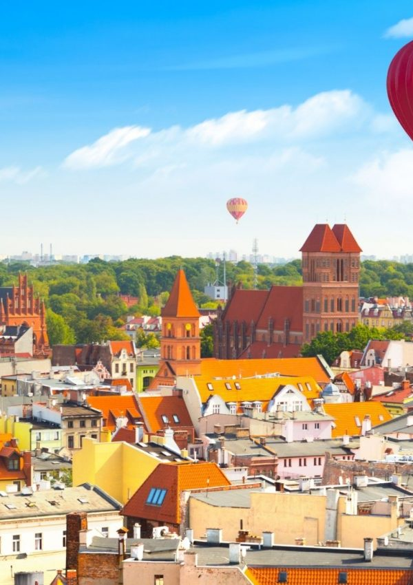 Considering Poland? Here are the Top Attractions in Poland to Explore
