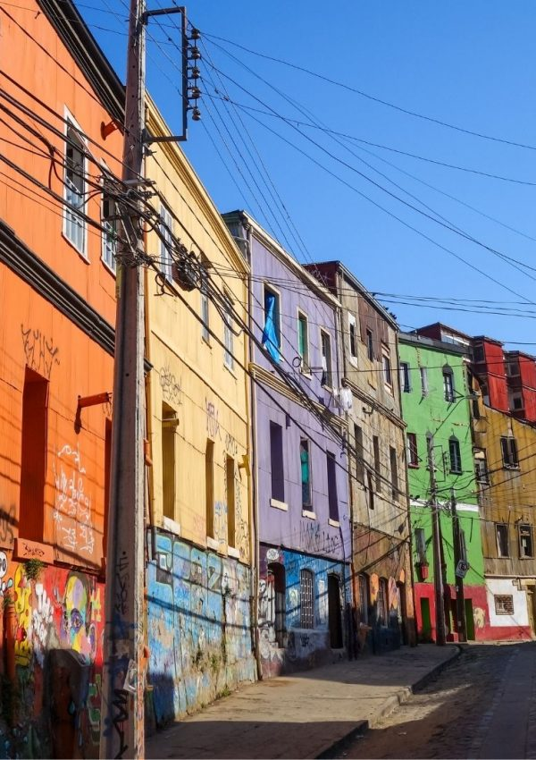 Sensational Attractions in Valparaiso, Chile