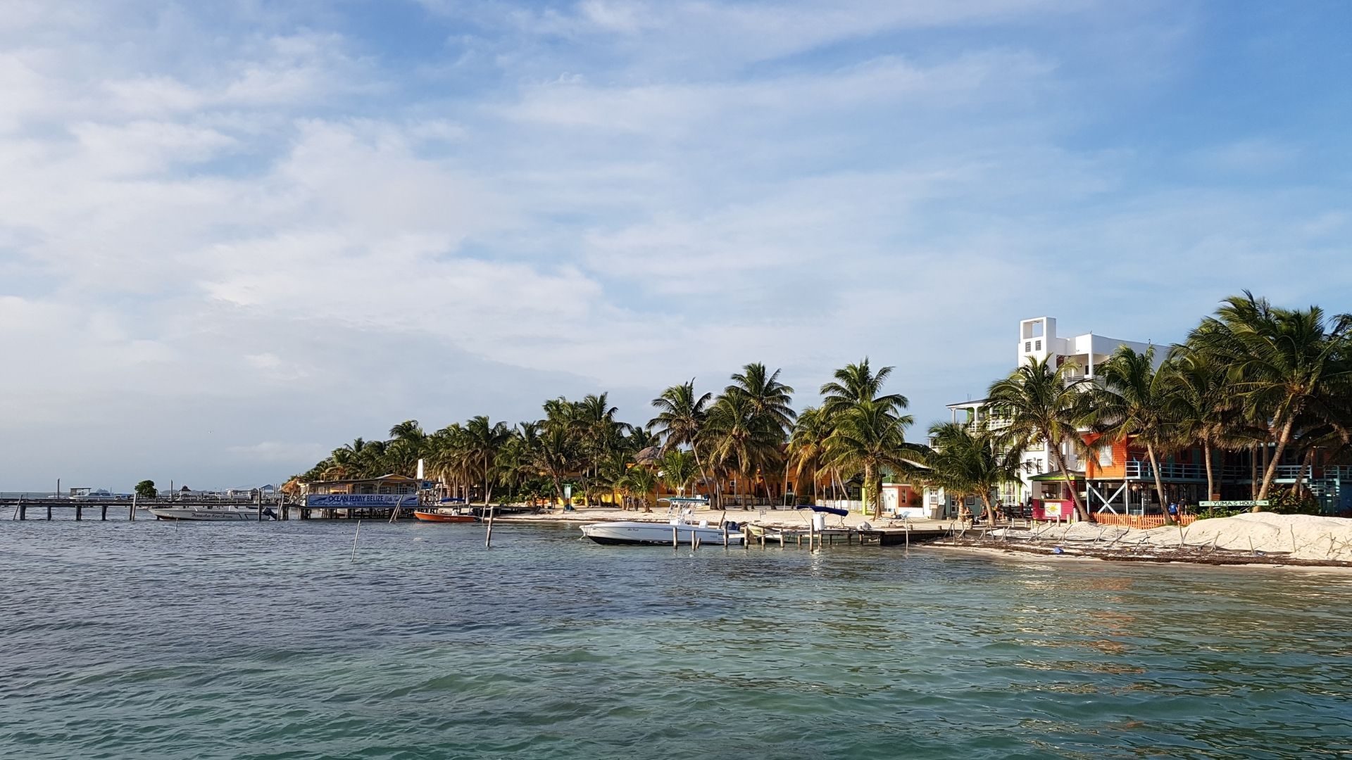 Cheap Traveling Places Caribbean Cay Caulker