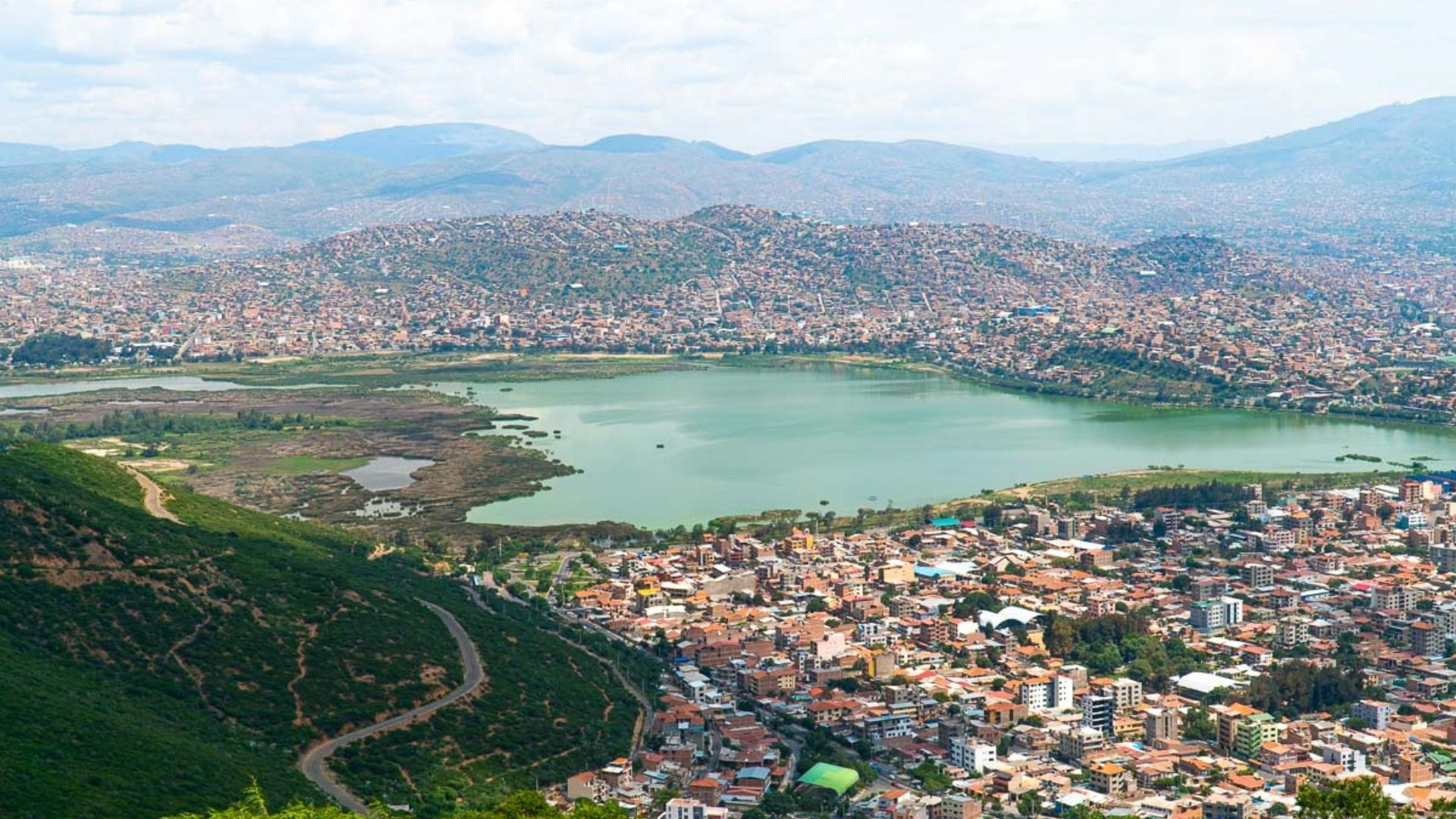 Cochabamba vacation destinations in South America