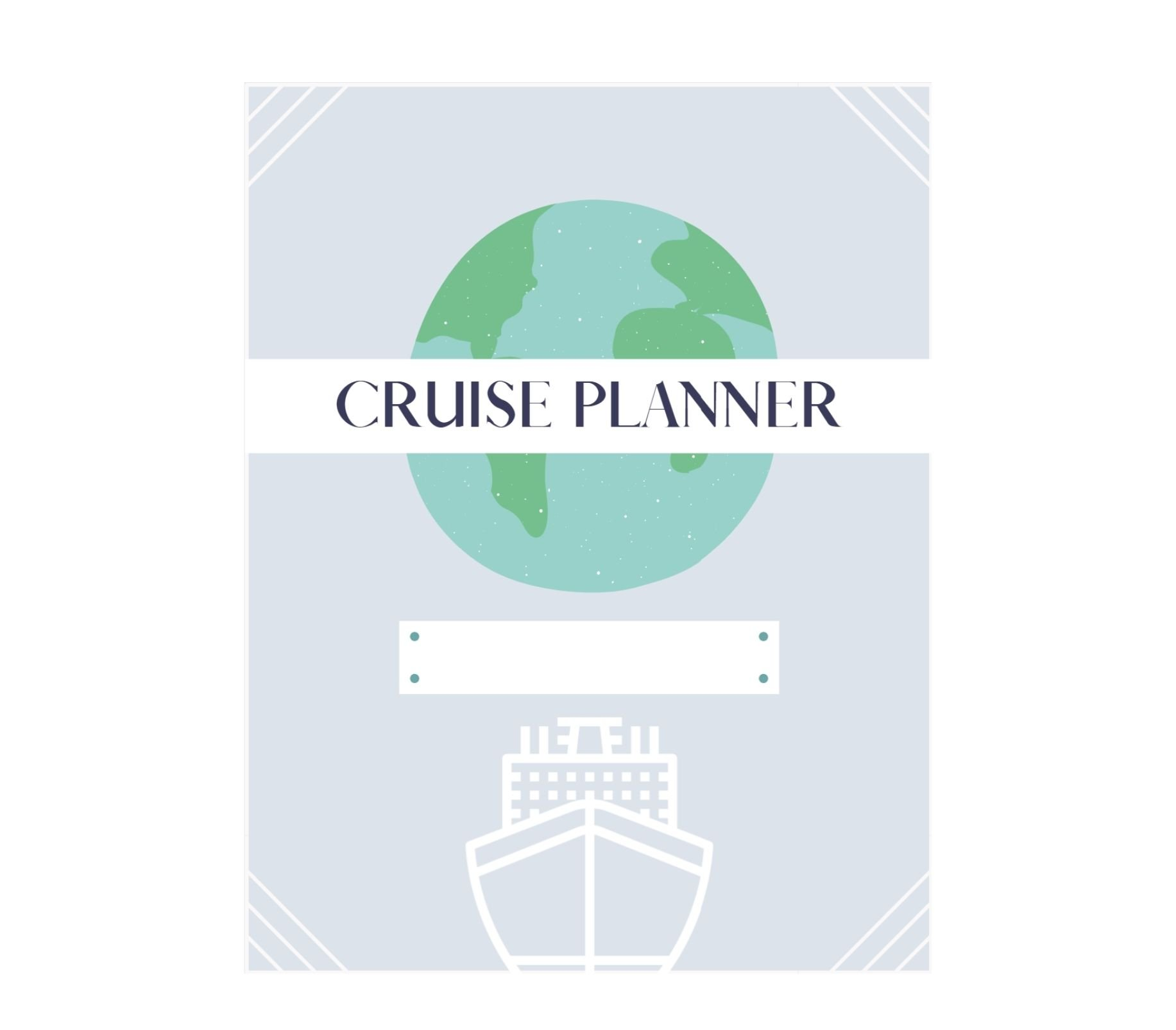 free cruise planner