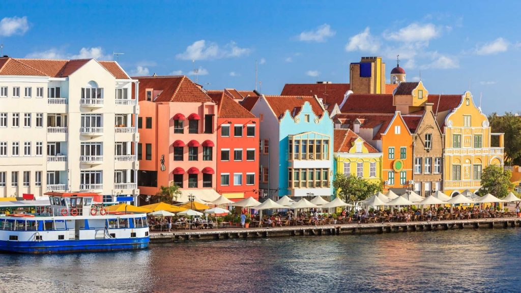 Curacao island vacation