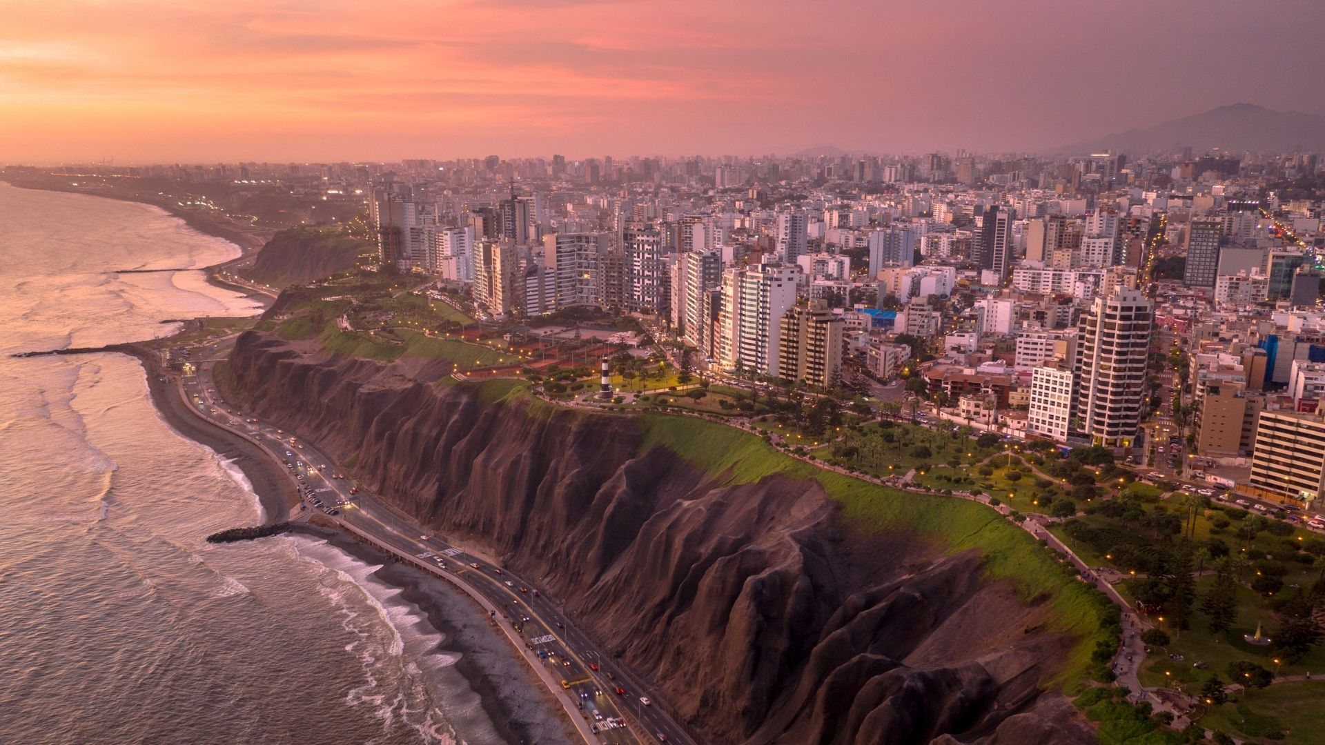Lima vacations South America