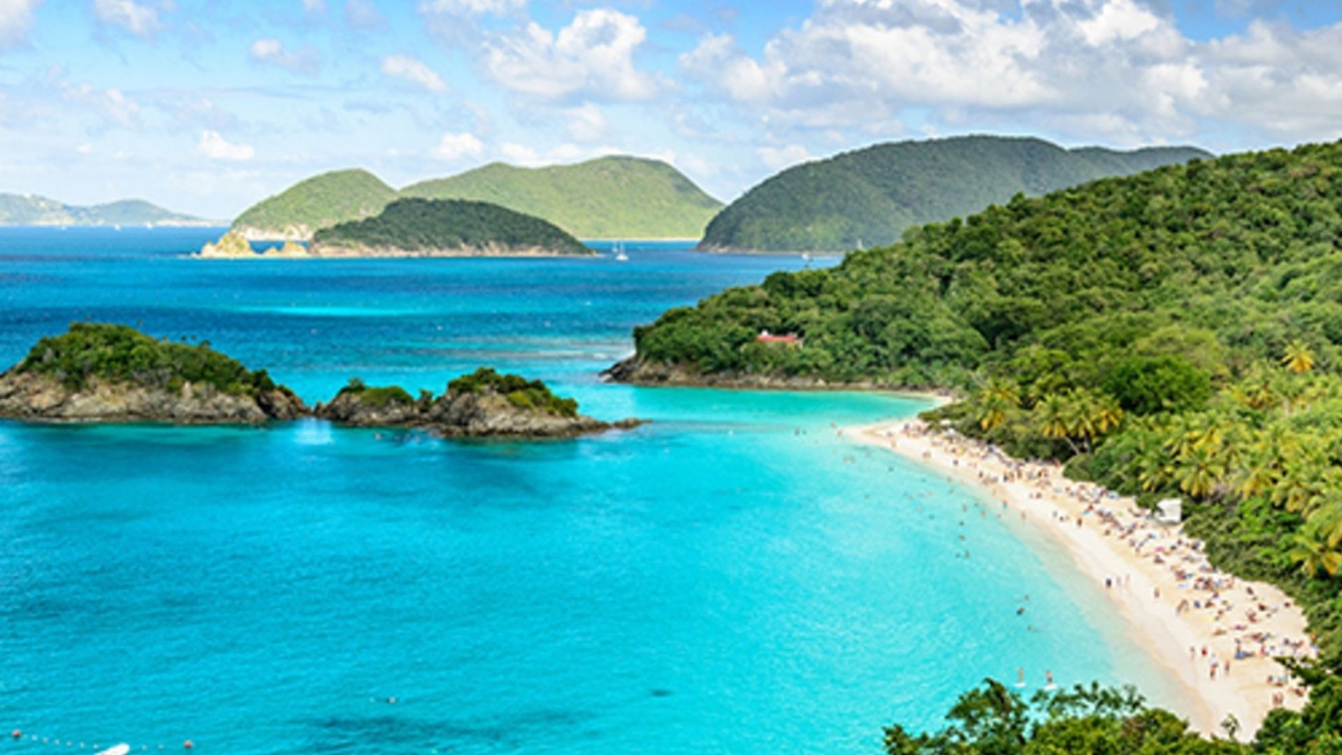 St John cheap travel caribbean