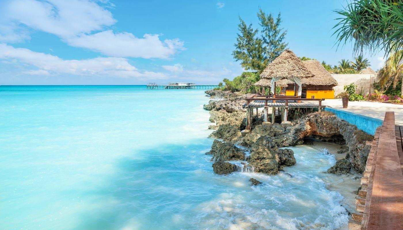 Zanzibar cruise port