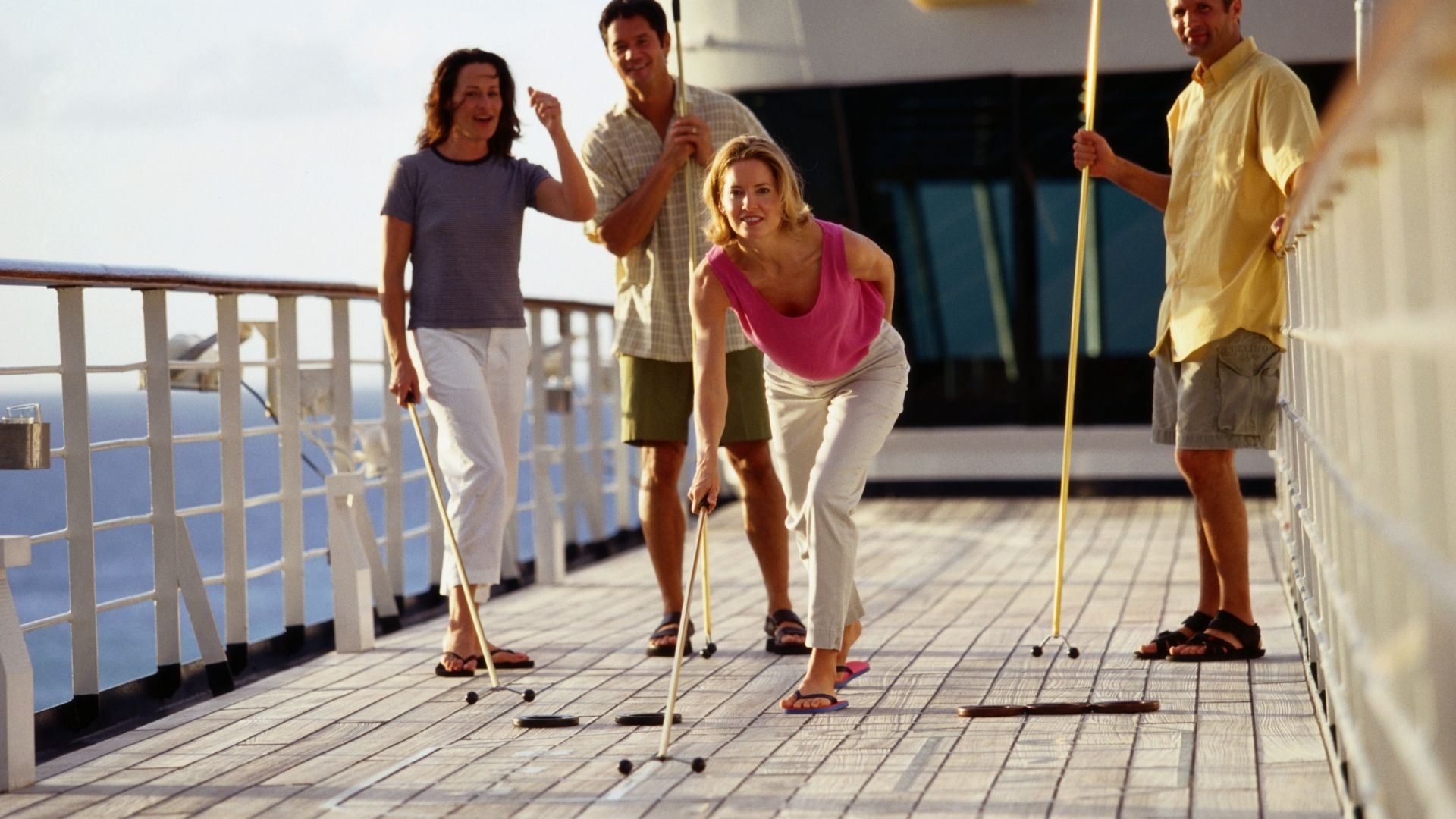 all-inclusive cruises activities