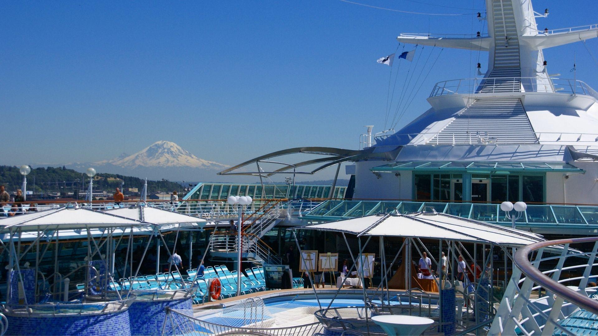 all-inclusive cruise venue