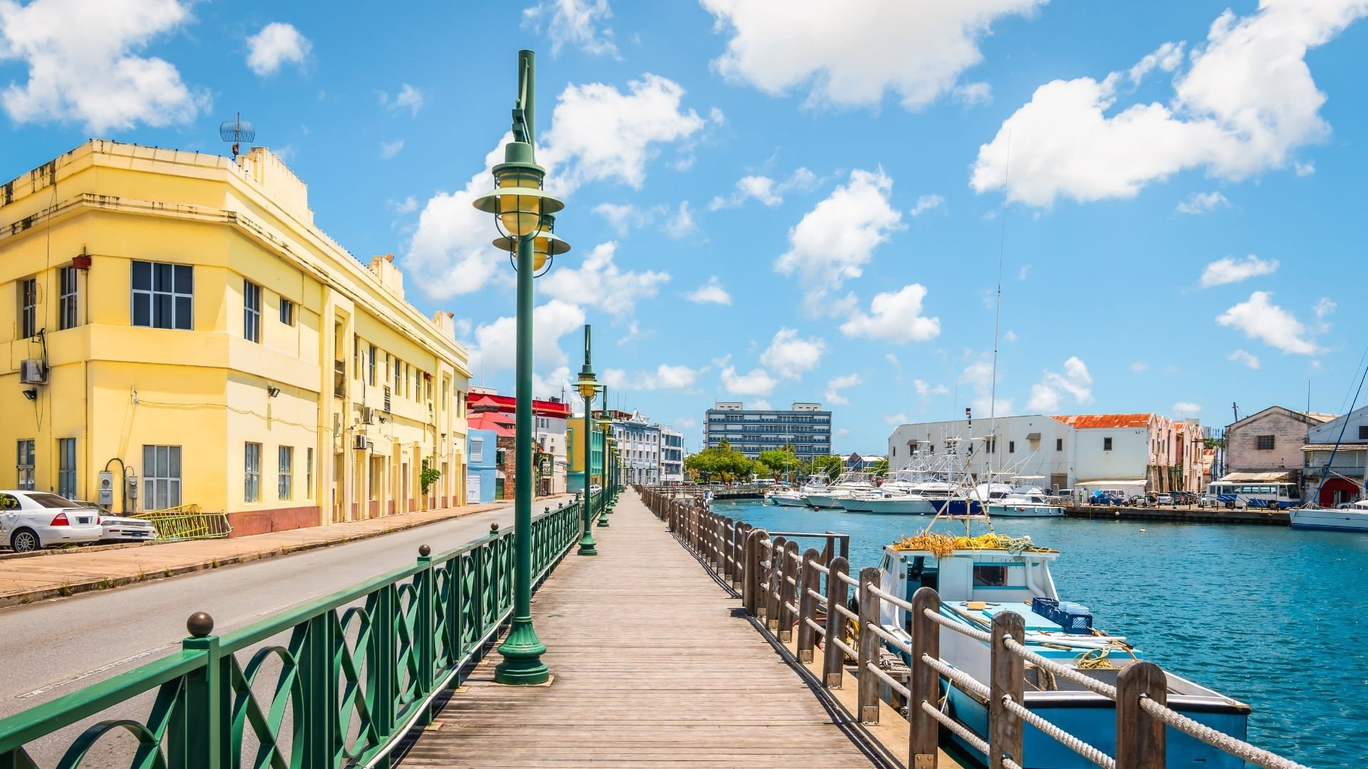 Bridgetown cheap traveling places caribbean