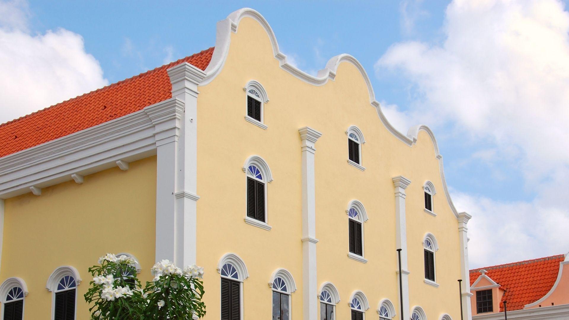 Curacao island Mikve Israel-Emanuel Synagogue