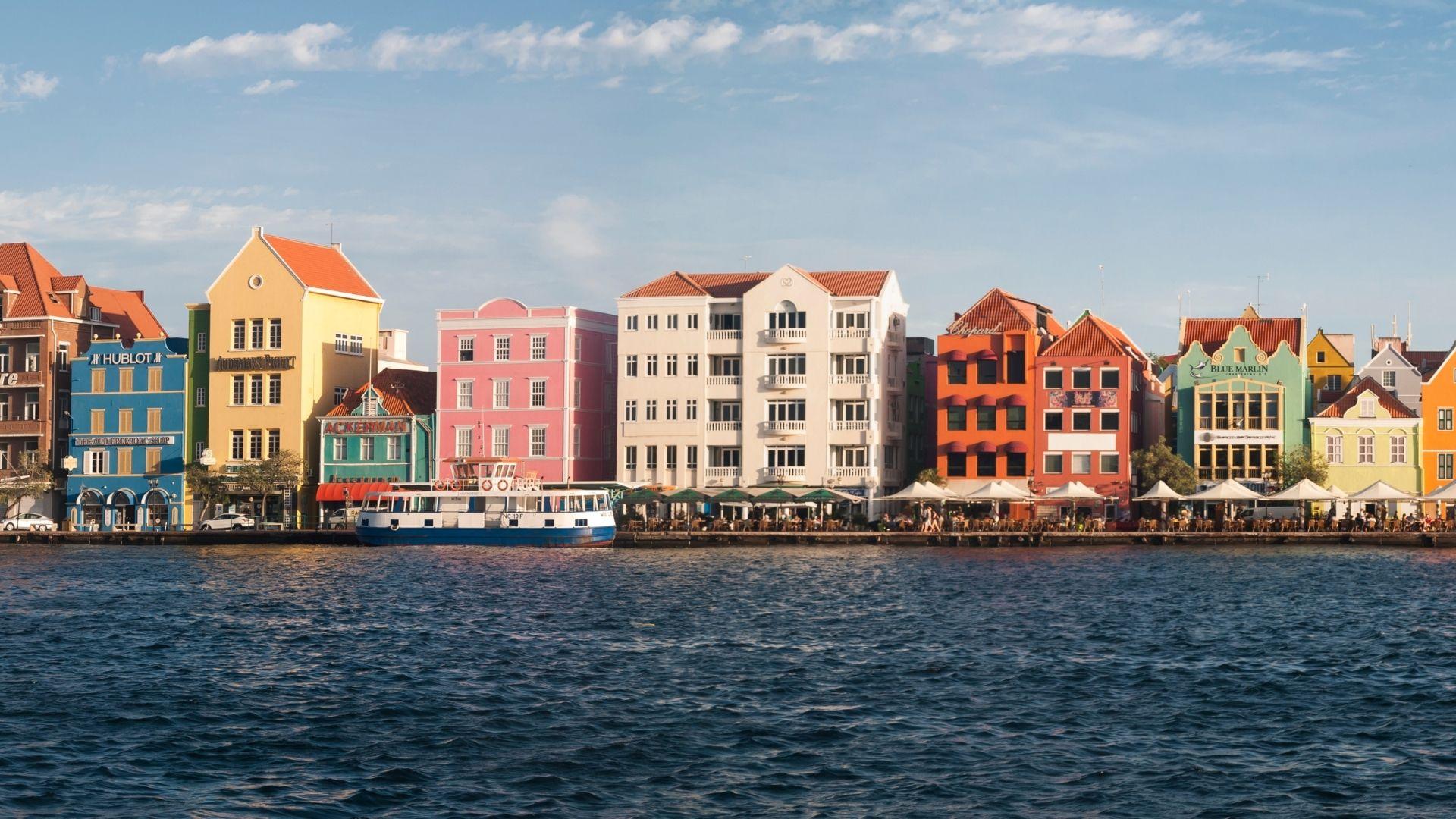 Handelskade Curacao island
