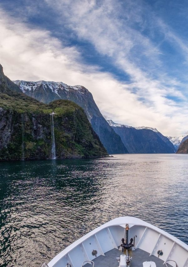 New Zealand Cruises: the Ultimate Guide for a Remarkable Trip