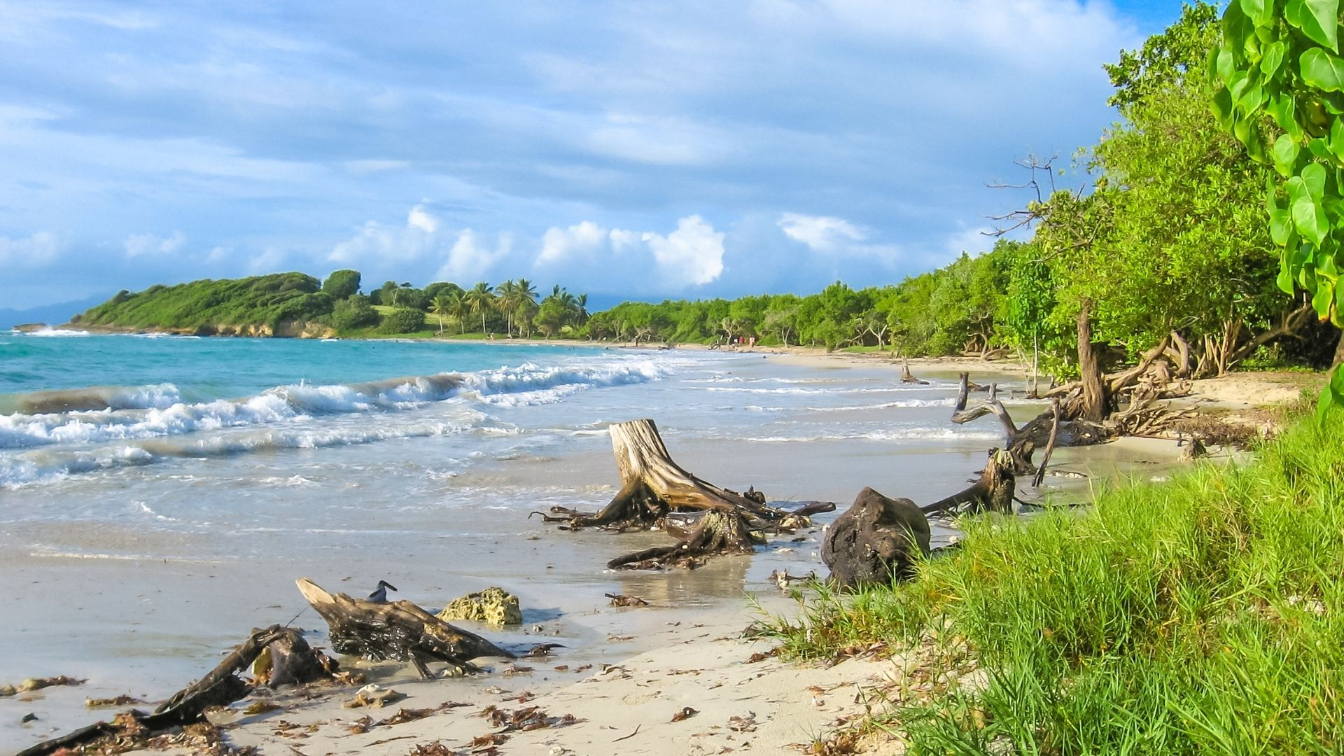 Guadeloupe cheapest destinations caribbean