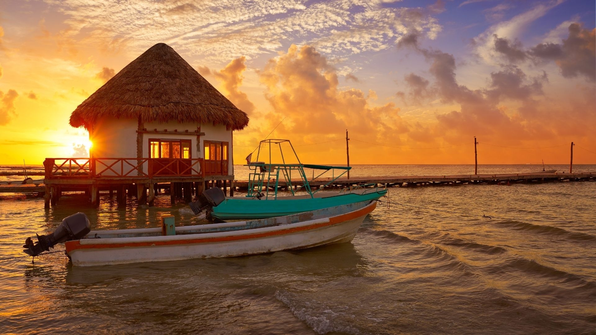 Holbox cheapest places to travel to in the Caribbean
