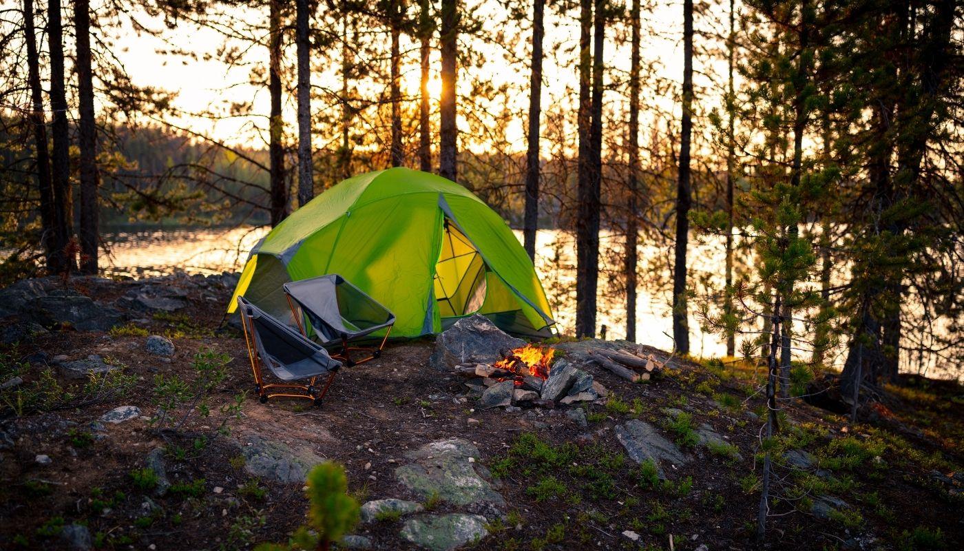 isle royale camping