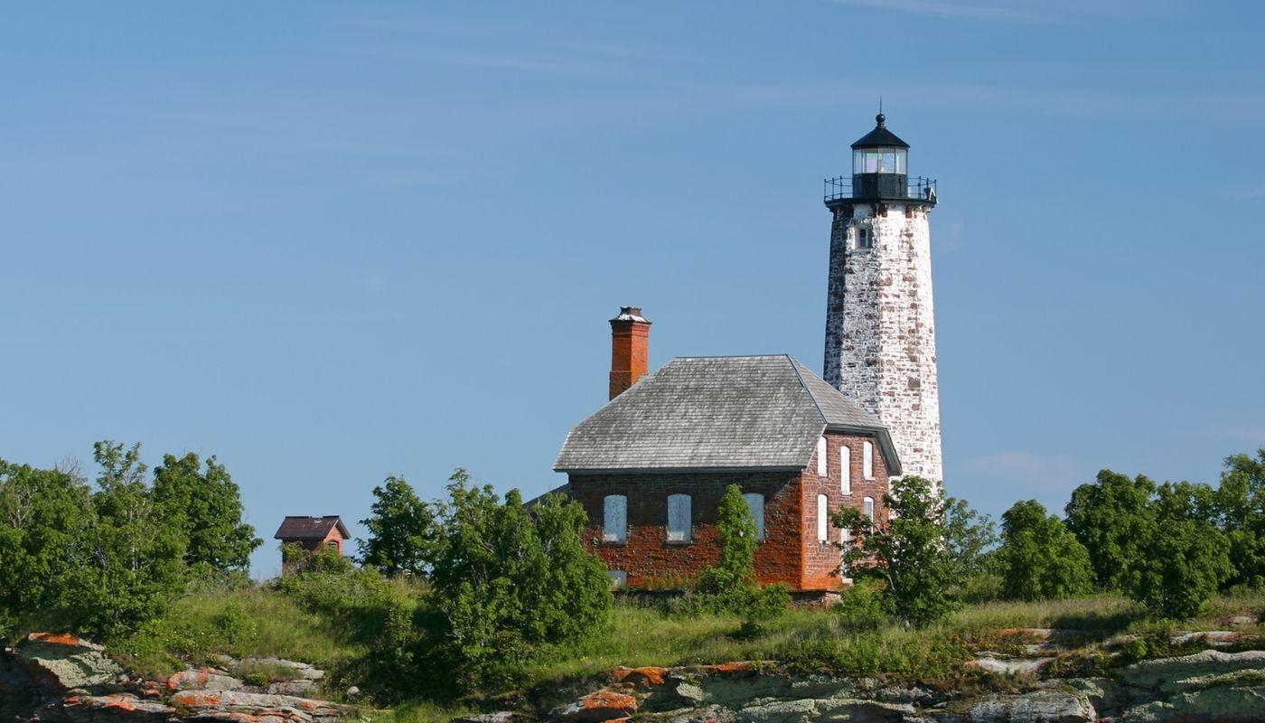 isle royale lighthouses