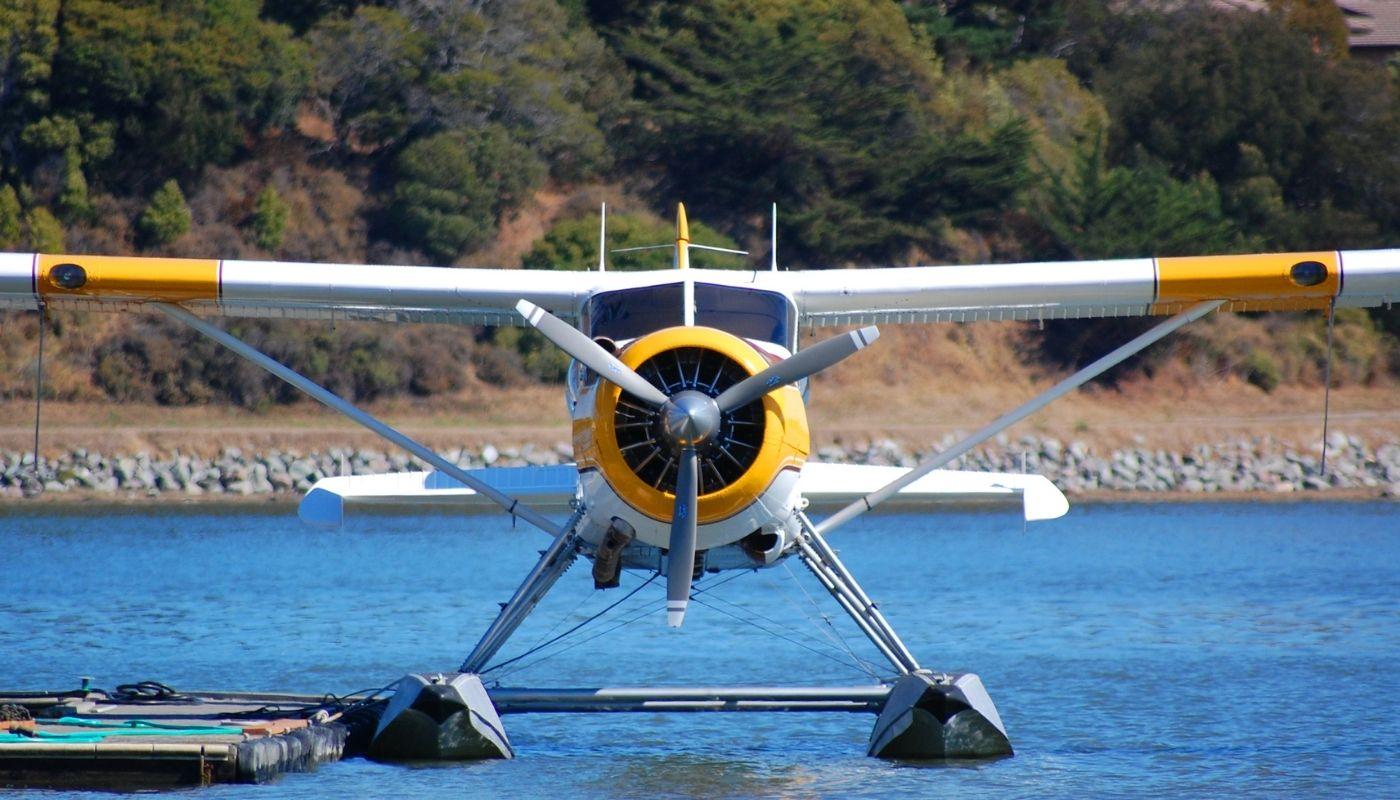 isle royale seaplane