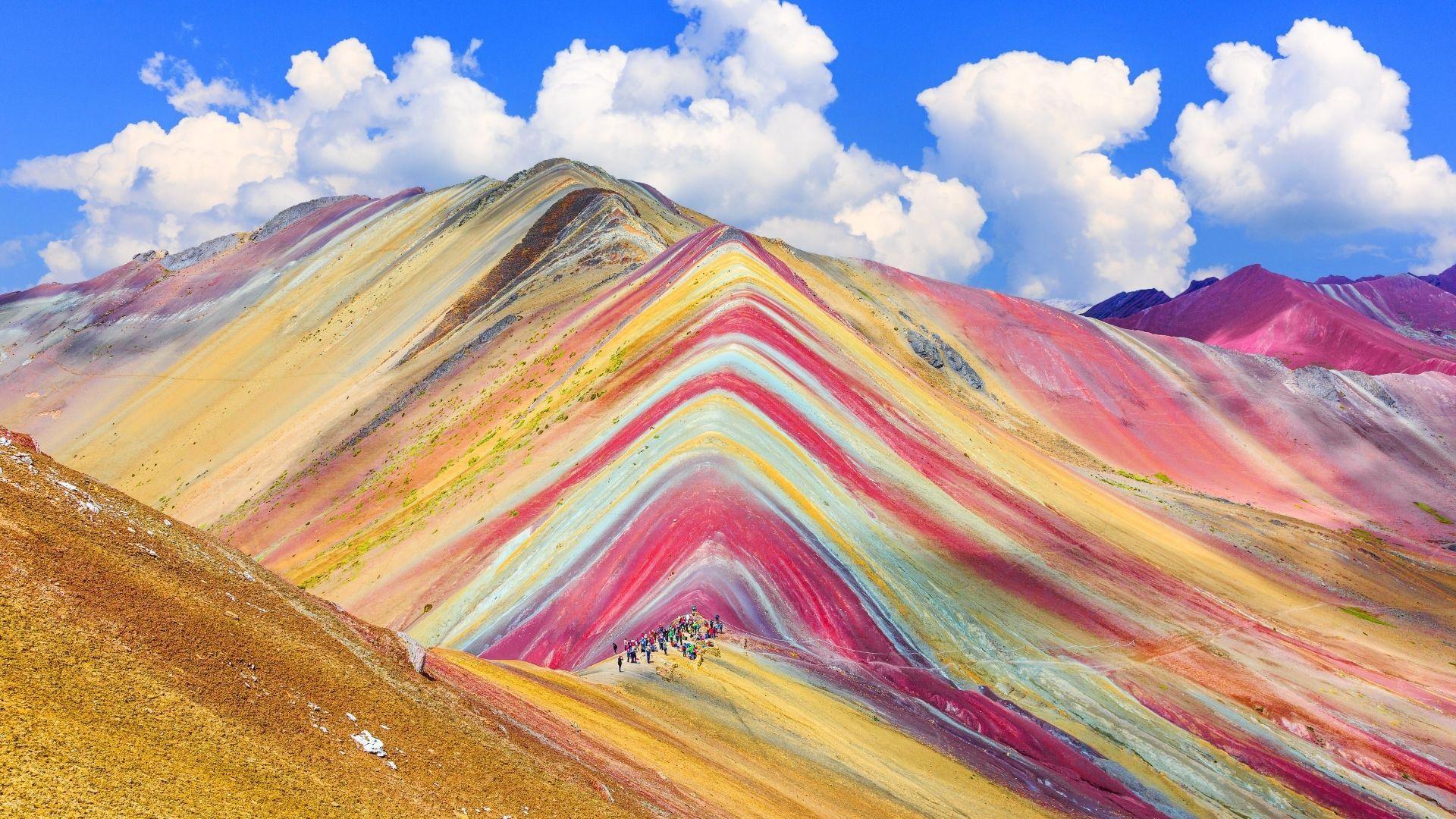 Peru vacation destinations in South America