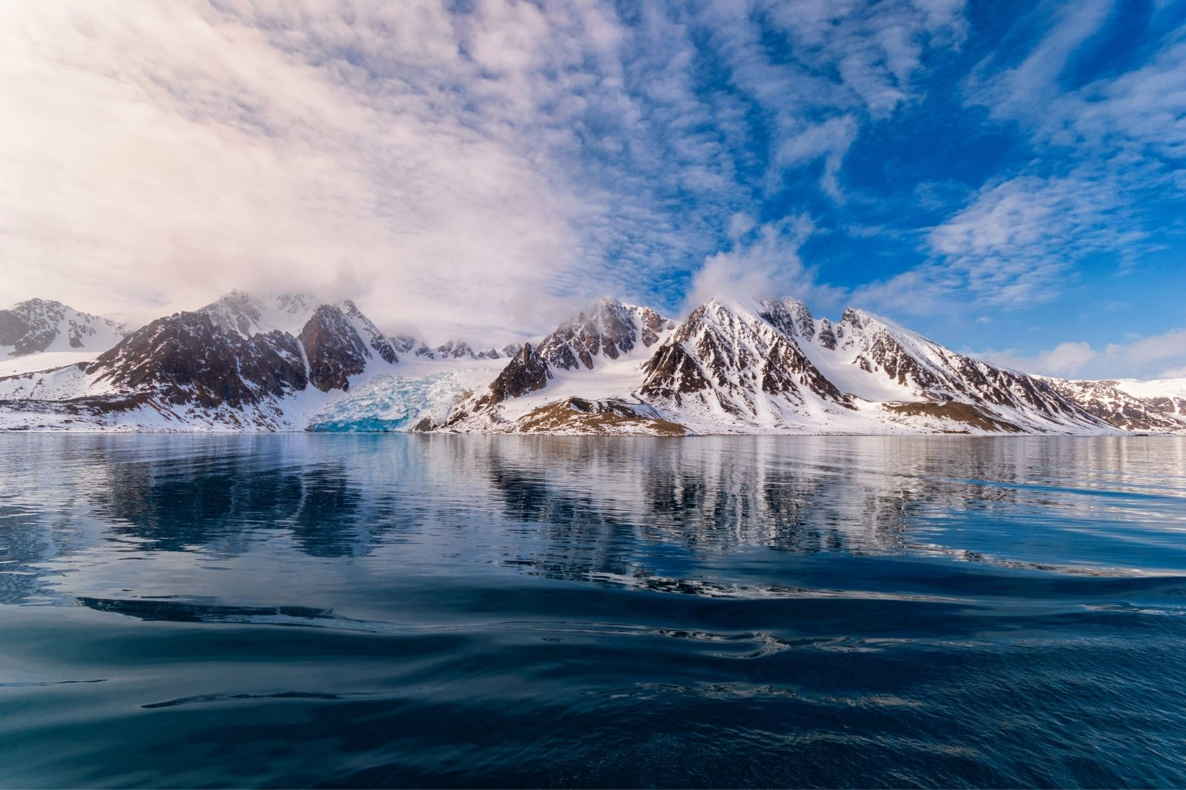 svalbard the World cruise