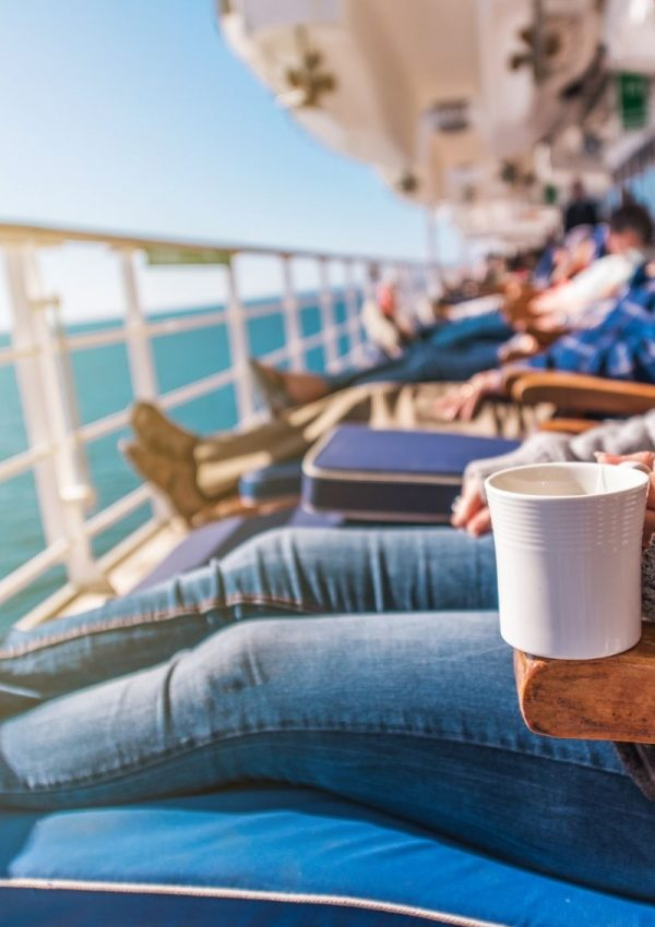 The Incredible Life Onboard the World: Residences at Sea