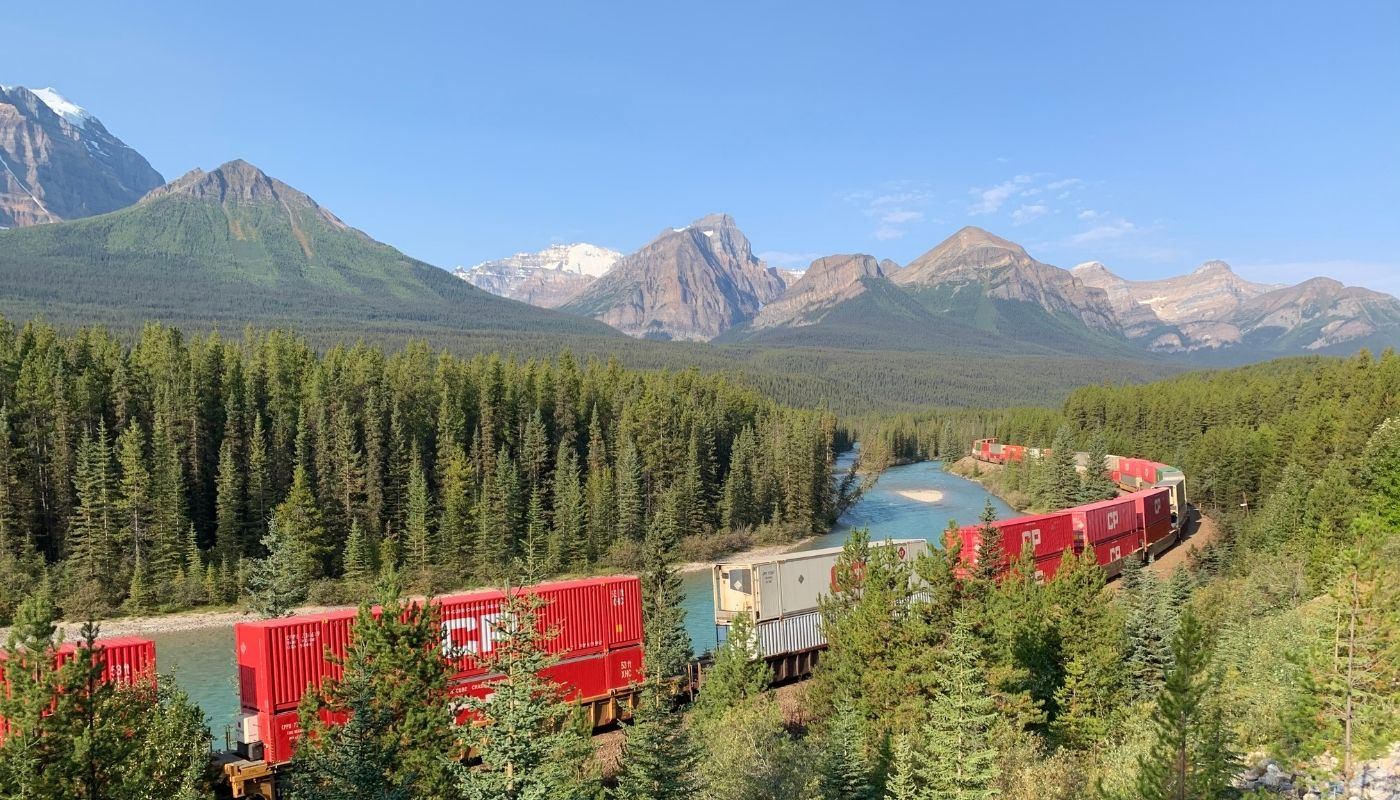 Banff National Park most beautiful national parks