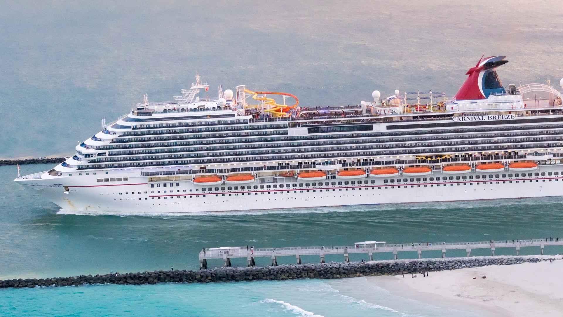 Carnival Spring Break Cruise