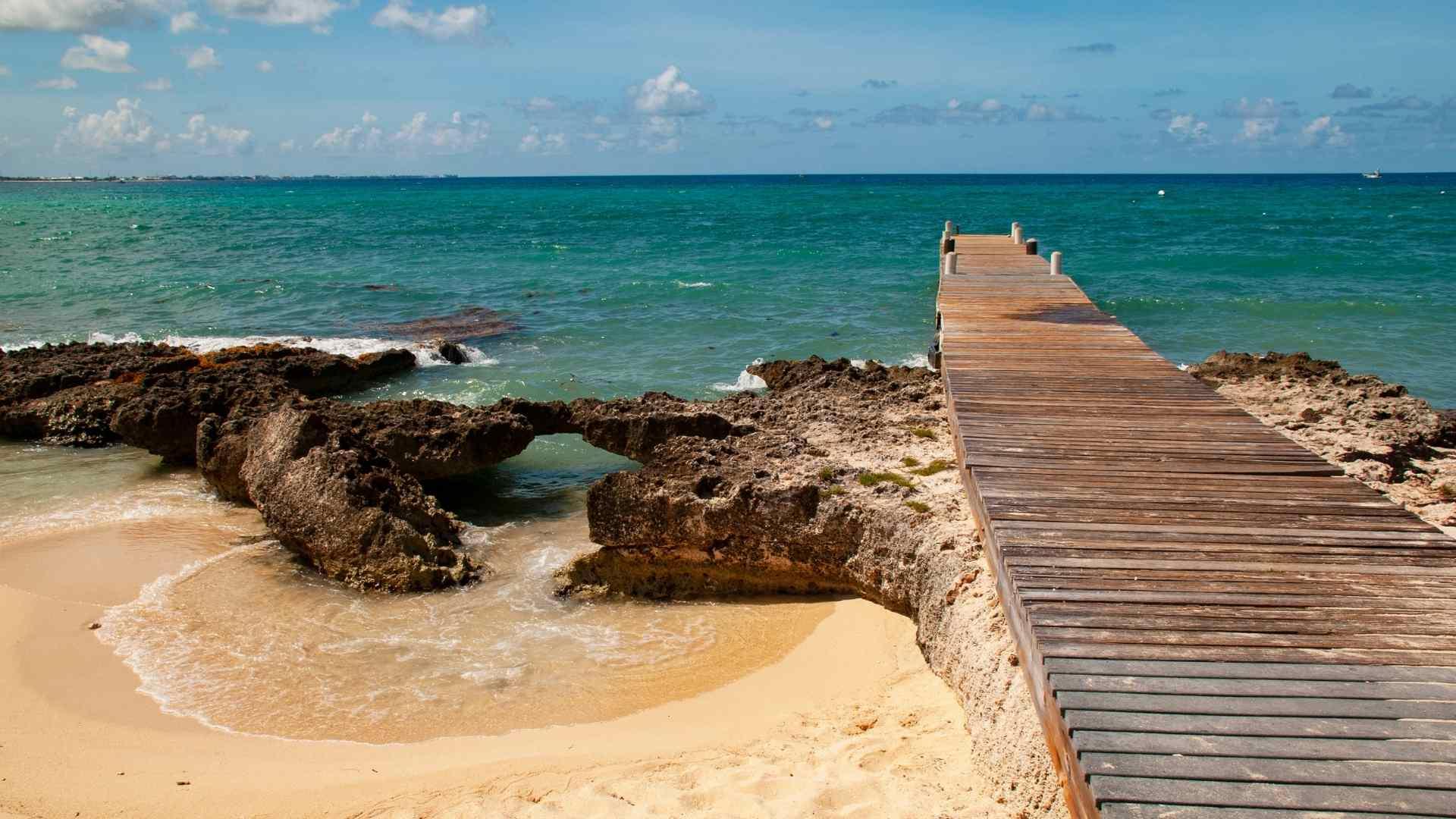 Cayman Islands cruise port