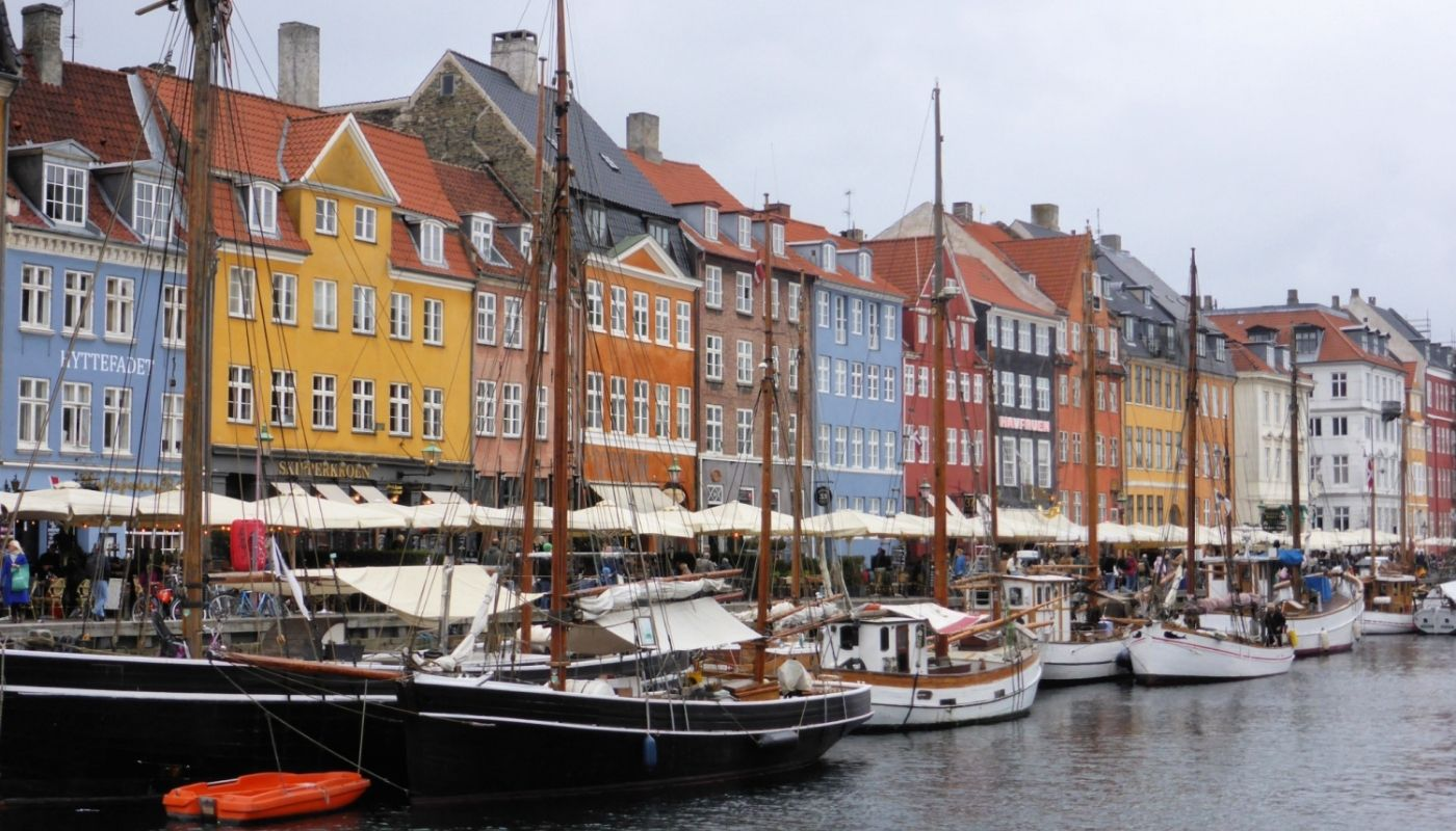 Copenhagen, Denmark cruise port