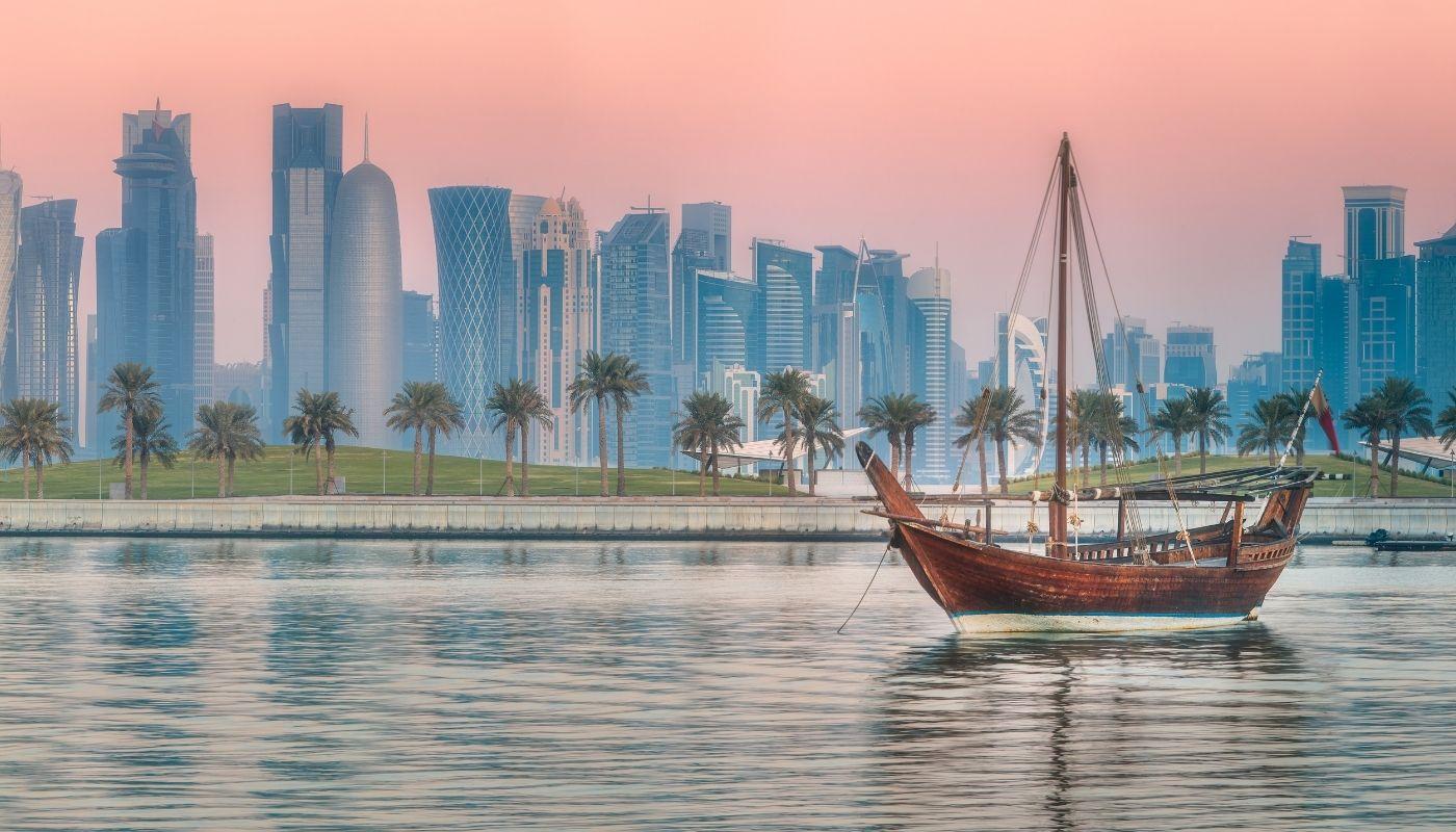Doha Qatar cruise port