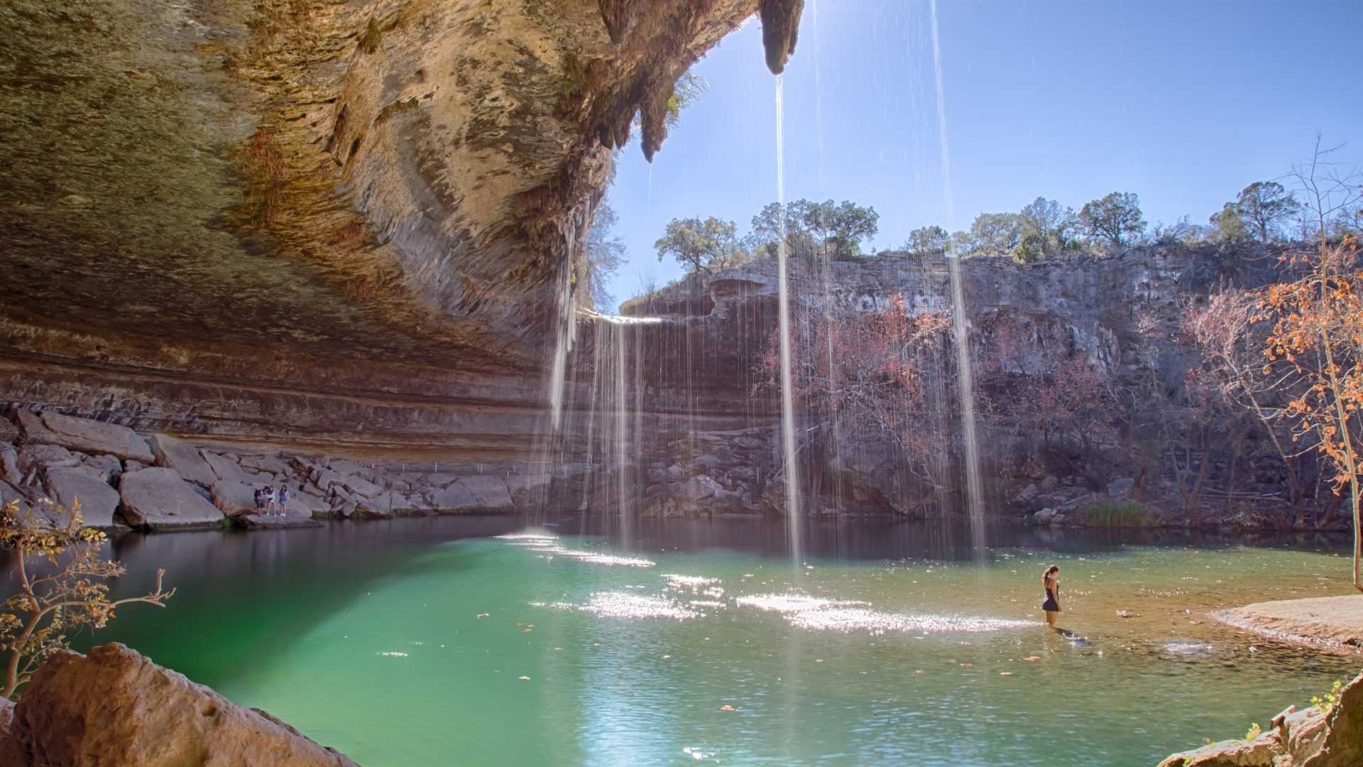 Dripping Springs Texas road trip with friends