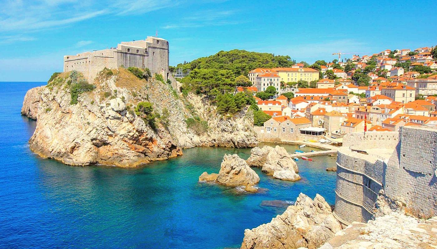 Dubrovnik Croatia cruise port
