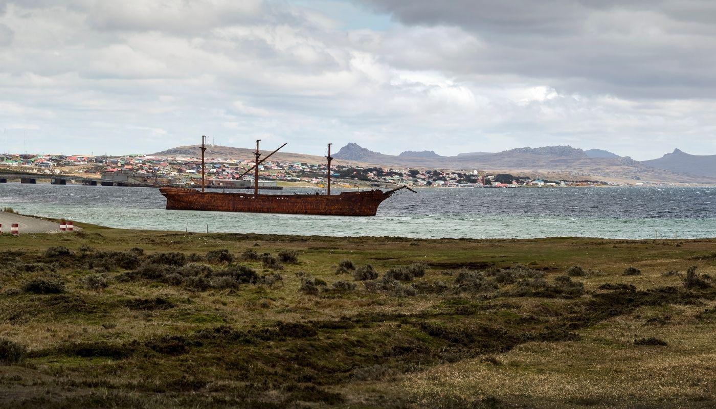 Falkland Islands cruise port