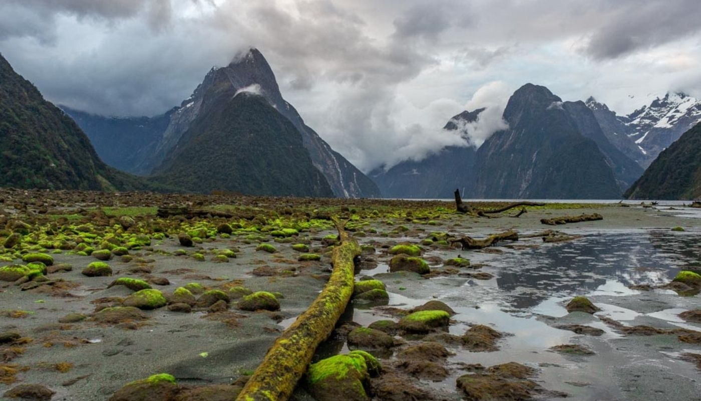 Fiordland most beautiful national parks