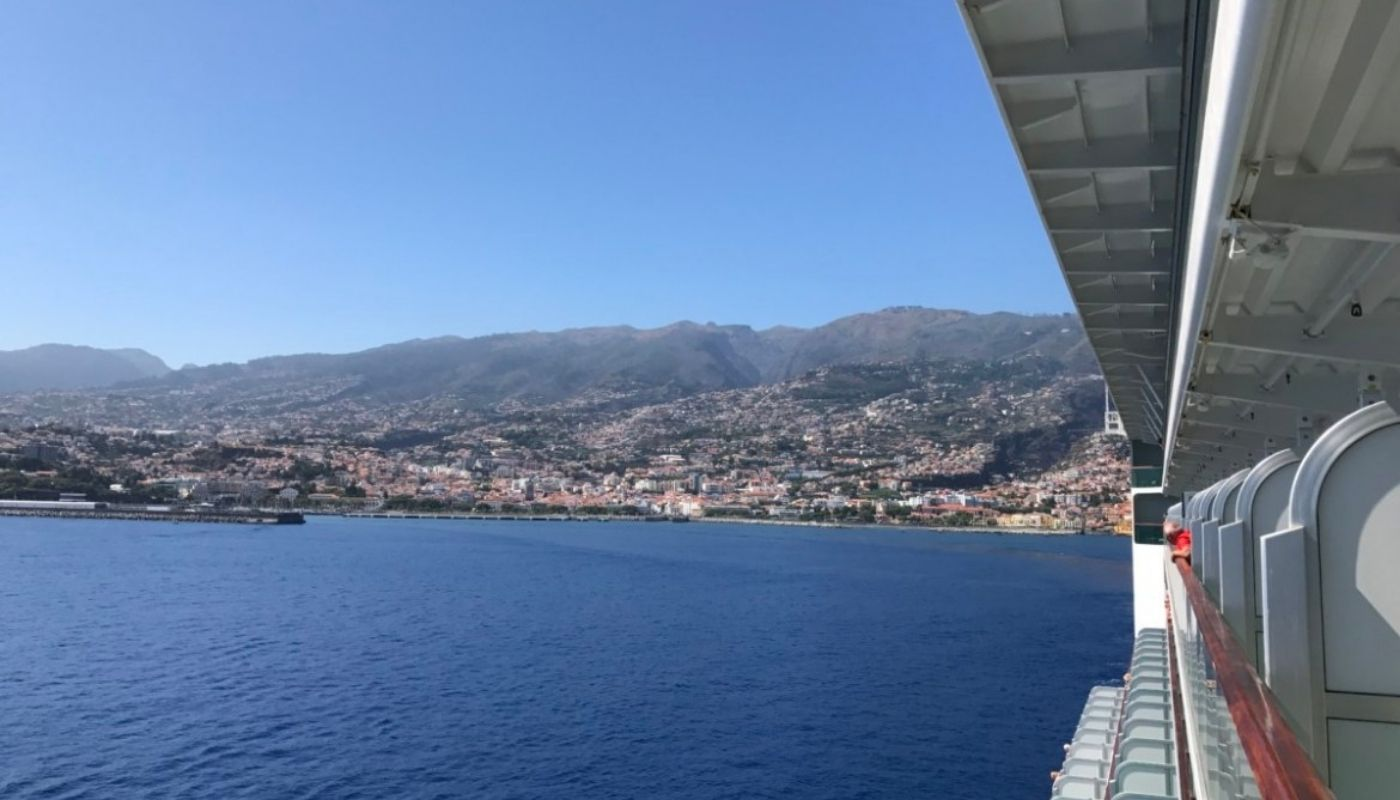 Funchal, Madeira cruise port