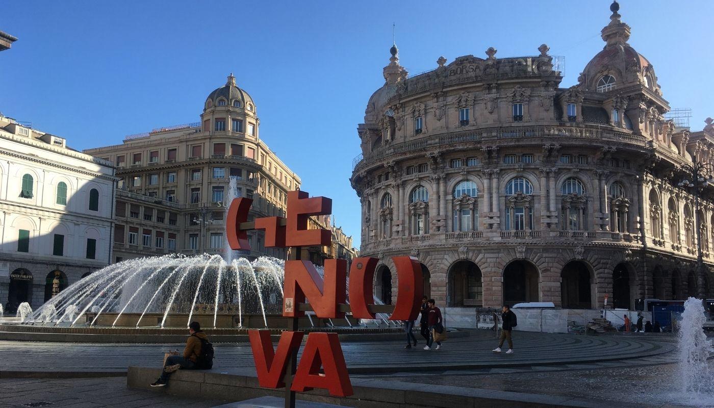 Genoa, Italy cruise port