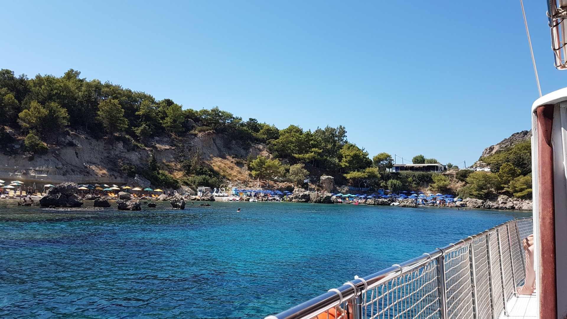 Greek islands best cruise destinations