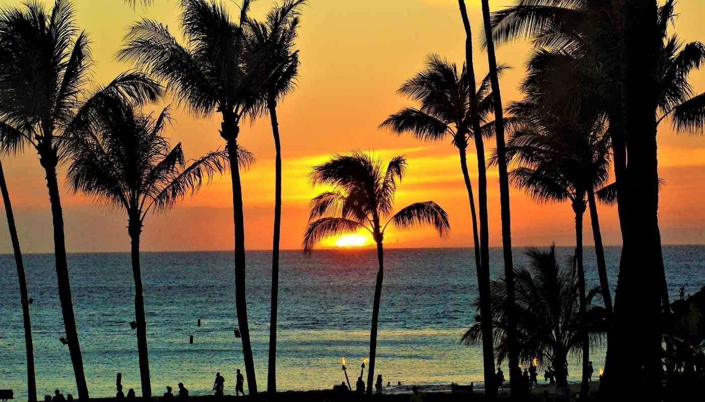 Hawaii cruise ports