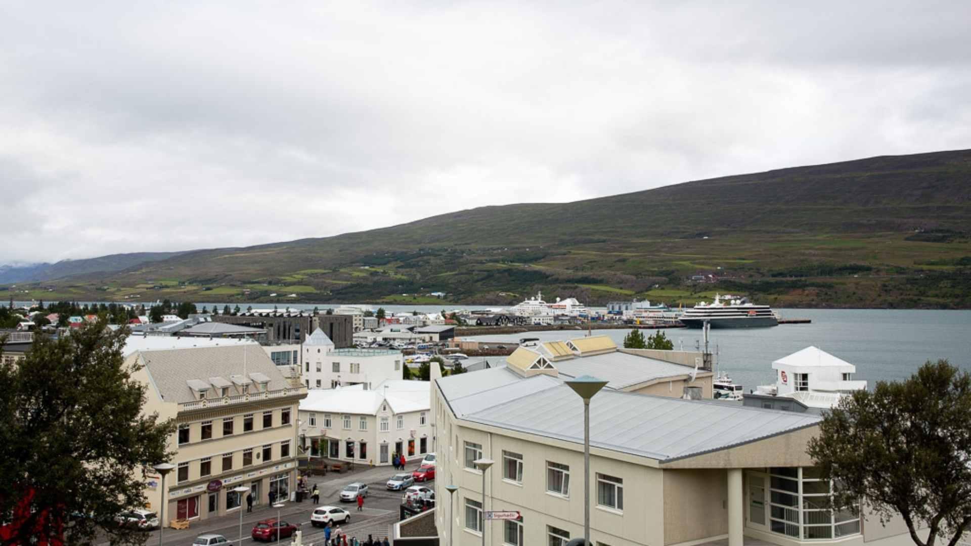 Iceland cruise destination
