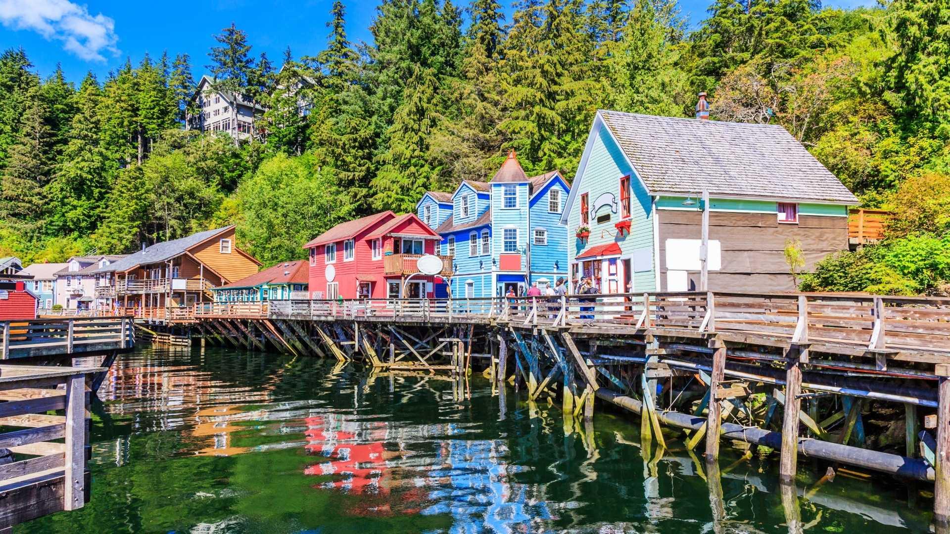 Ketchikan Alaska cruises