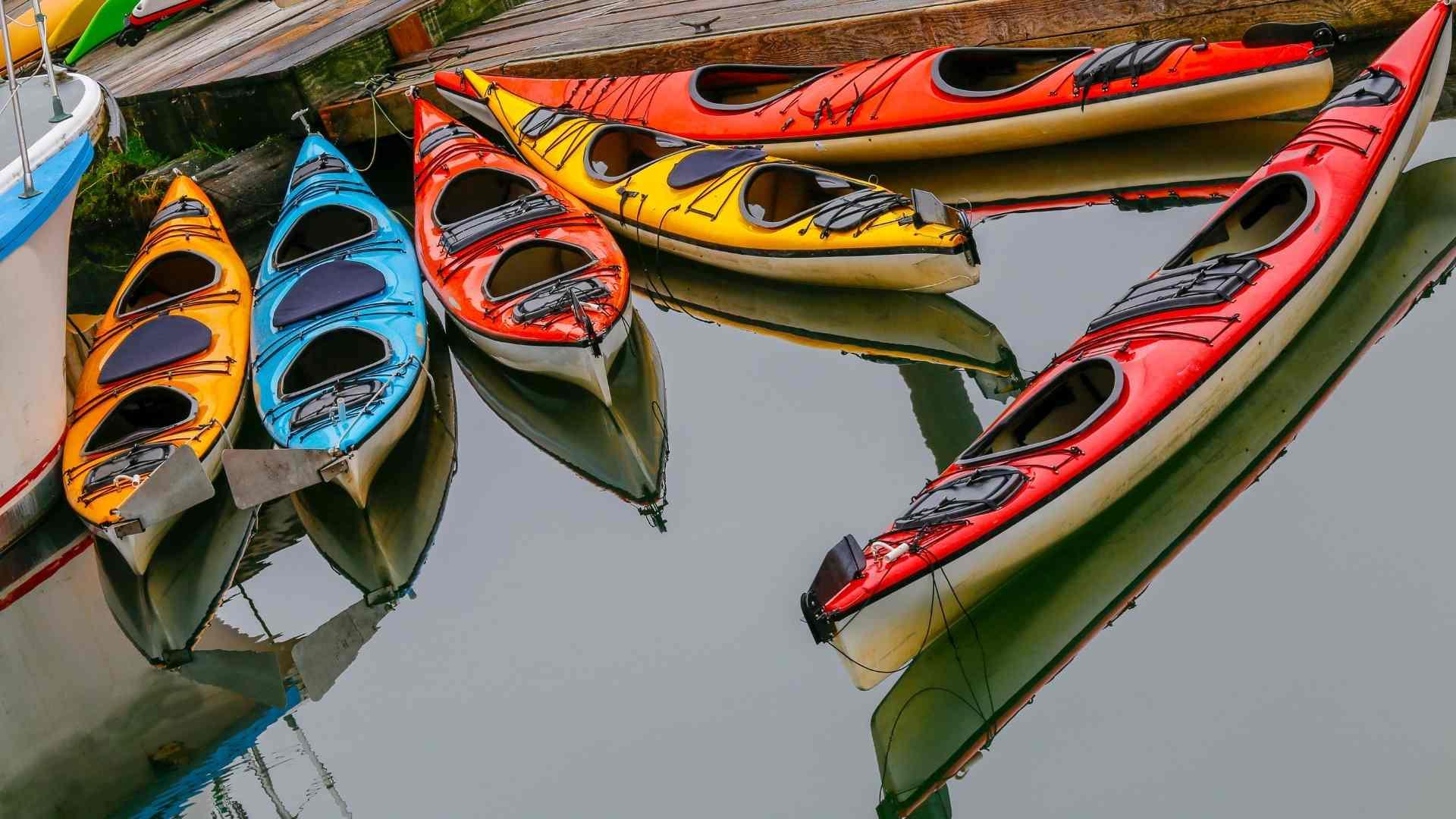 Ketchikan Kayaking