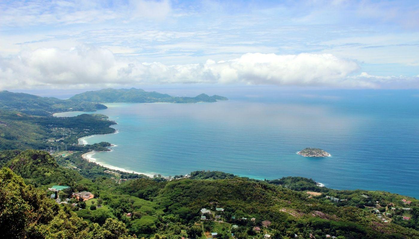 Mahe Seychelles cruise port
