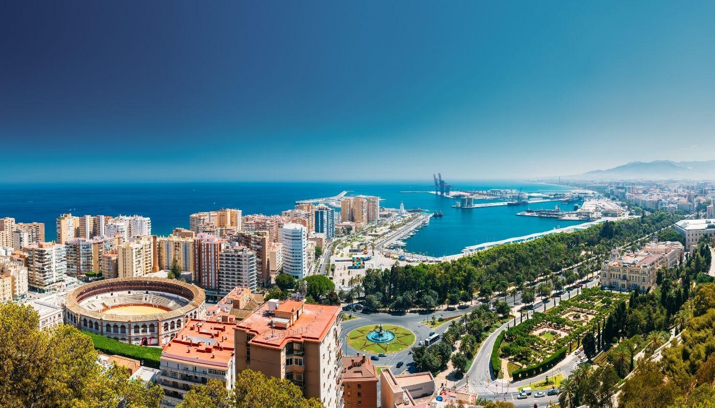 Malaga, Spain cruise port