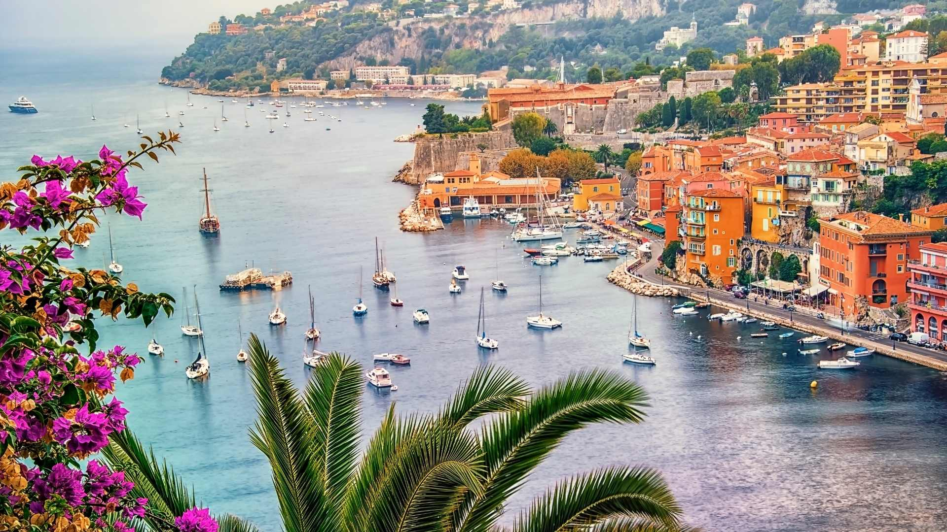 Monaco cruising