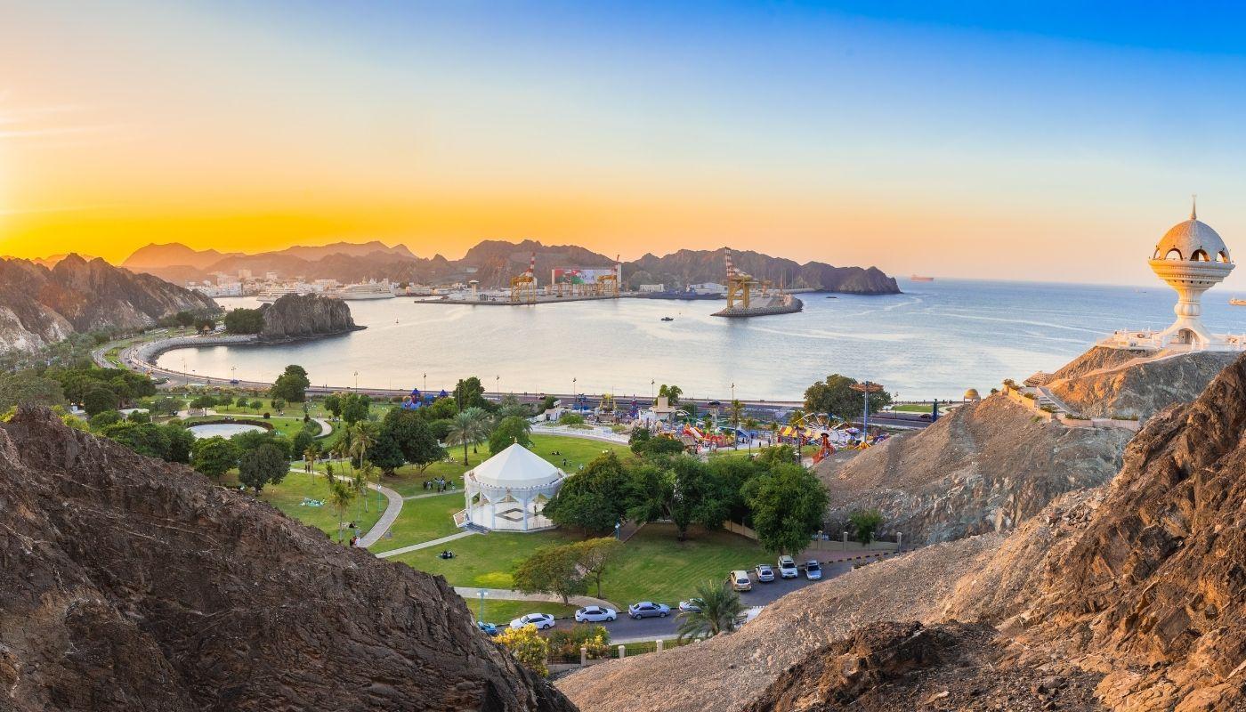 Muscat, Oman cruise port