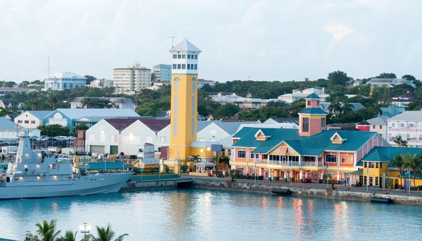 Nassau Bahamas cruise port