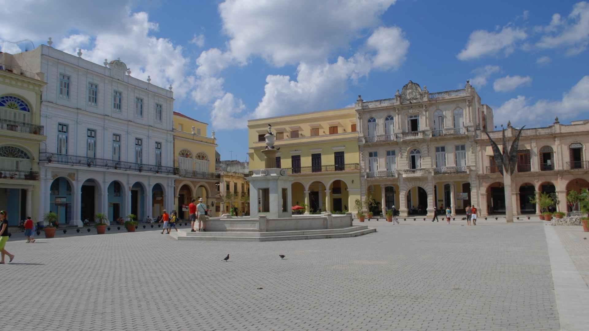 Old Havana cruise destination