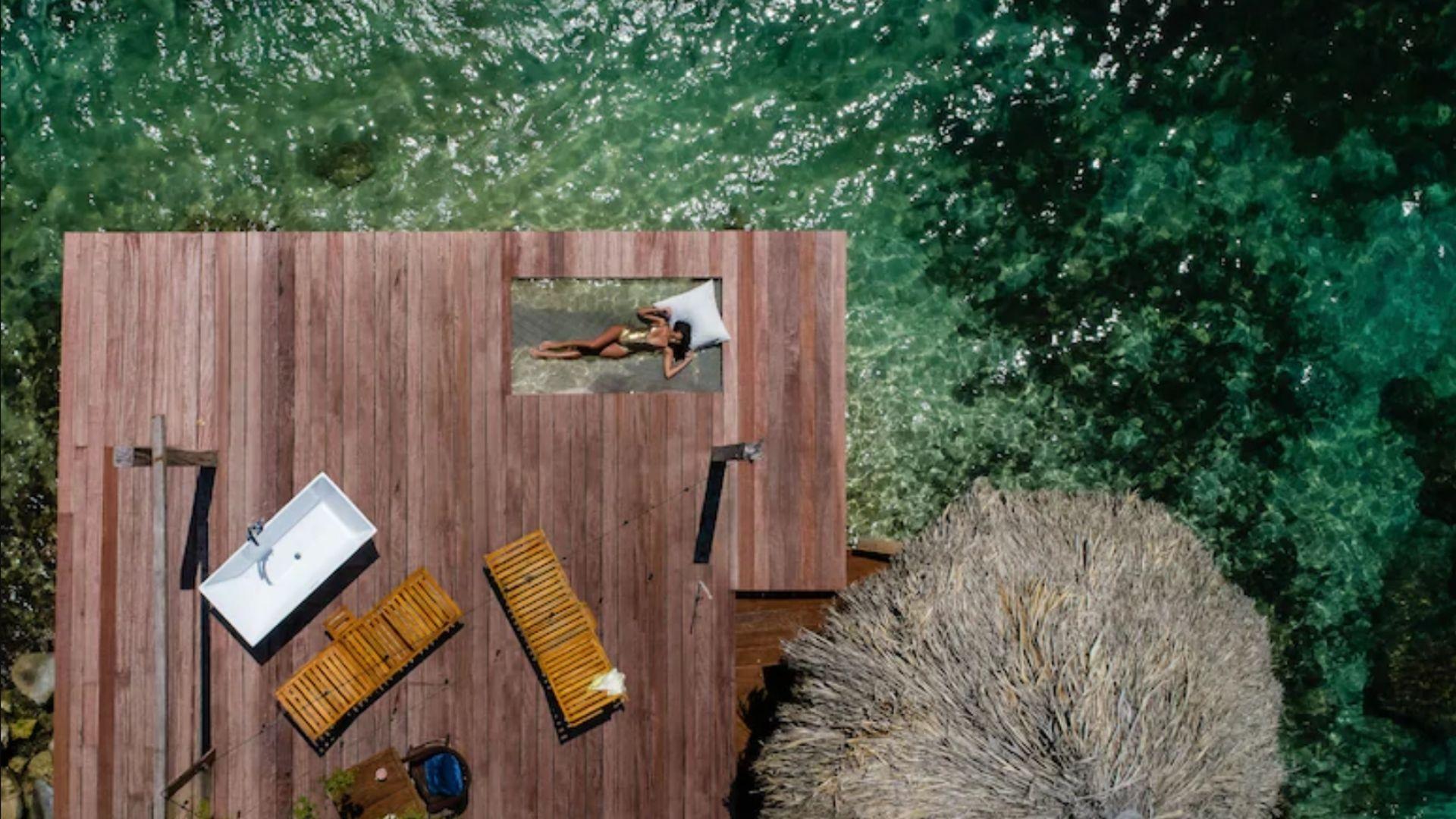 Overwater Bungalows Aruba Ocean Villas