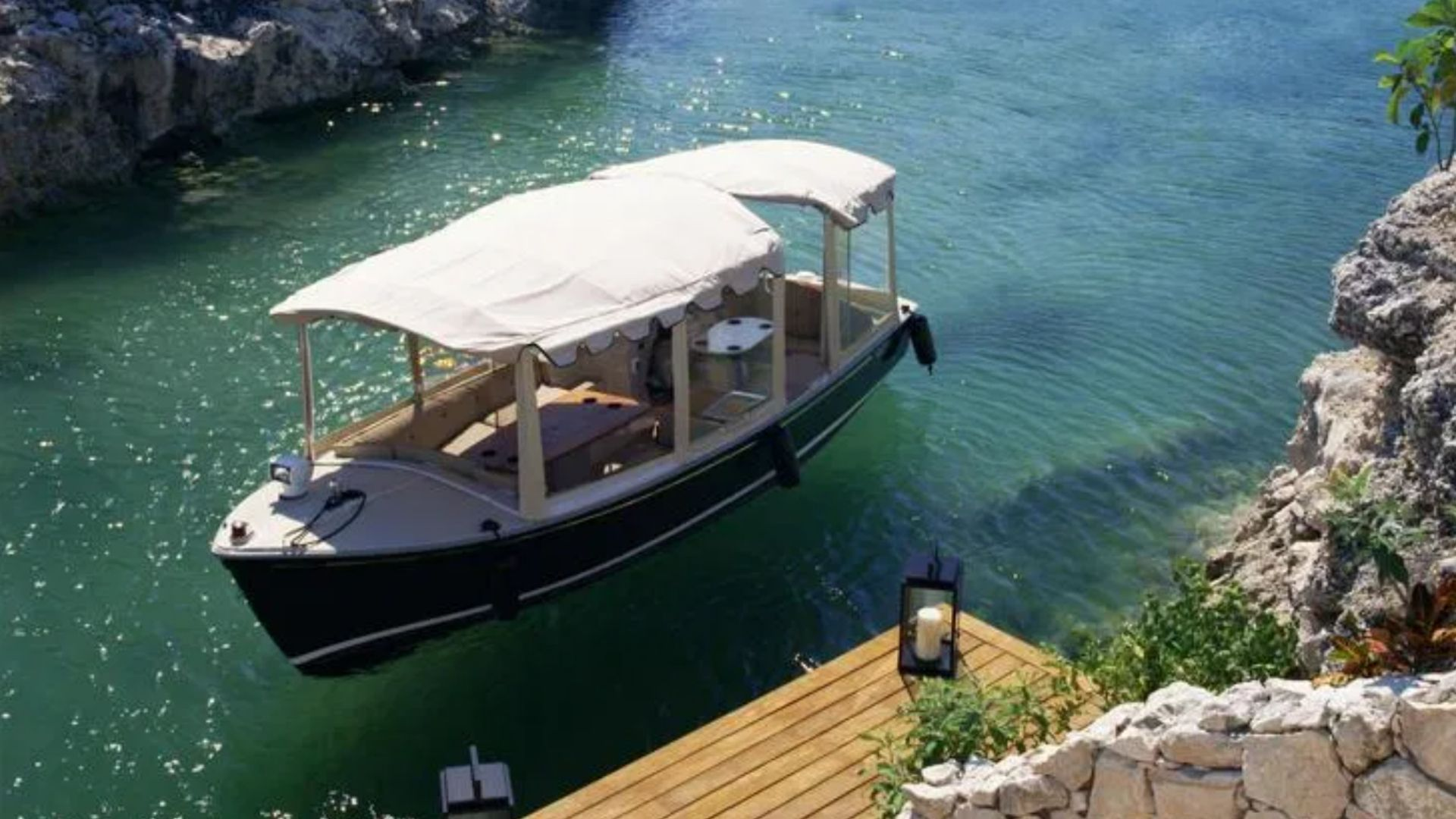 Overwater Bungalows Rosewood Mayakoba amenities
