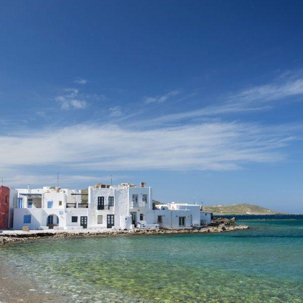Paros travel to the cheapest greek island (1)