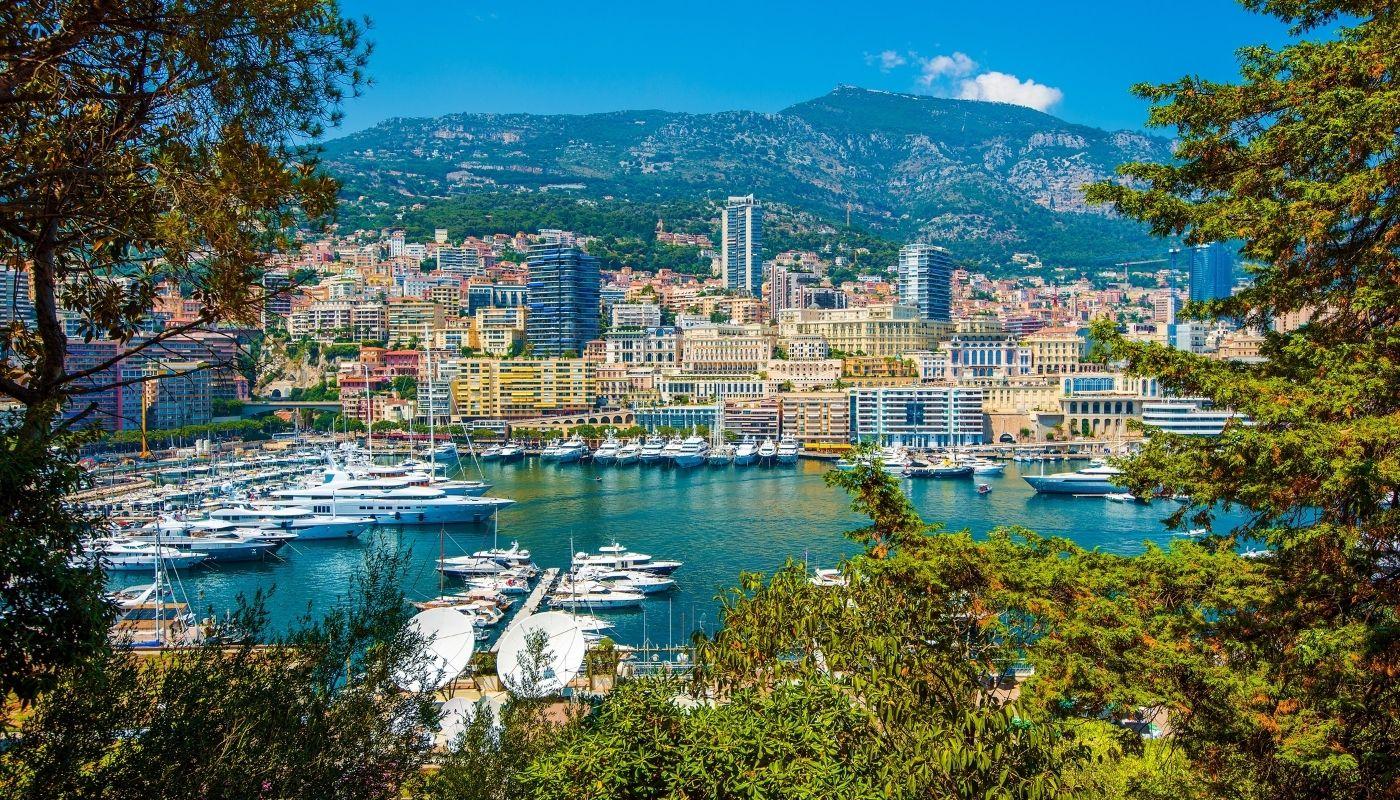Port Hercules, Monaco cruise port